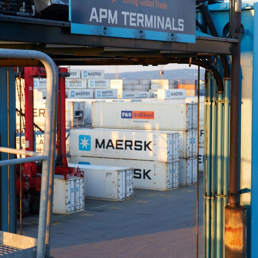 APM Containerteminal Aarhus-fotojournalist-kursus-pressefotograf-kursus