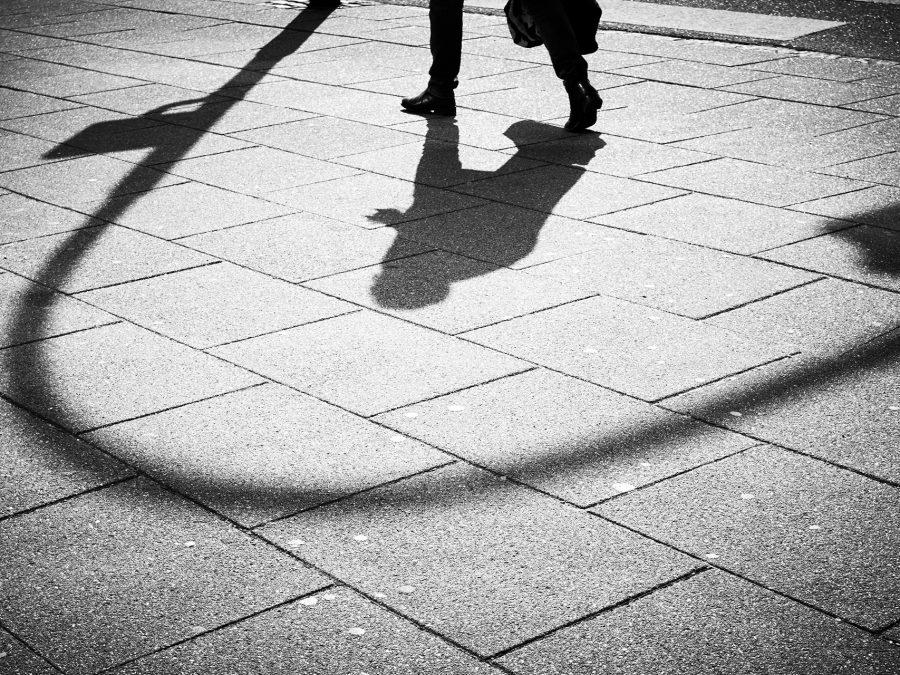 Street photography creative Photo