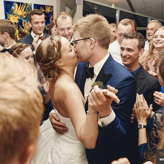 fotograf til bryllup Aarhus-Viborg-Østjylland-Midtjylland brudevalsen