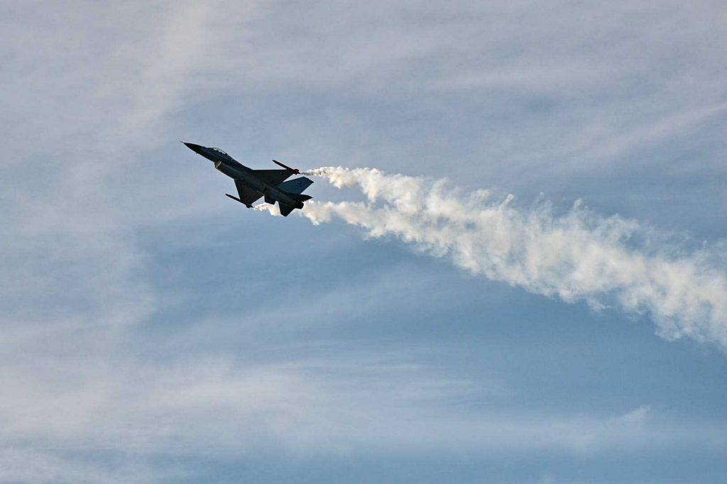 F-16-over-Skrydstrup