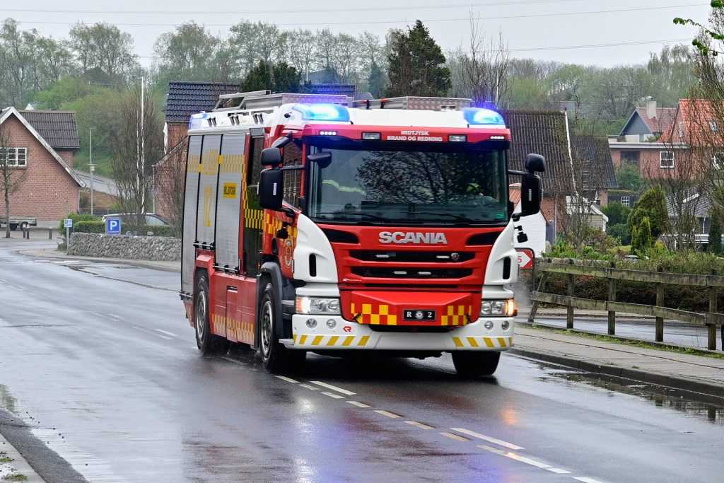 Gasudslip i Rødding Viborg nyheder